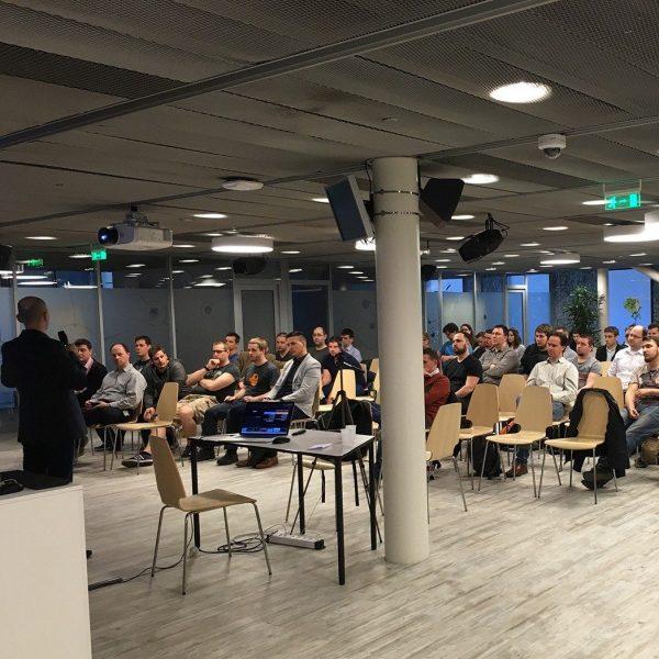 CorpJS Meetup